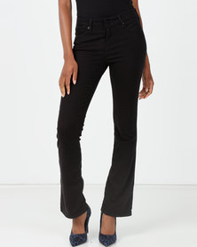 Levi's® 715 Bootcut Jeans Black Sheep