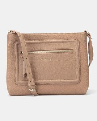 Fiorelli Bella Crossbody Bag Taupe