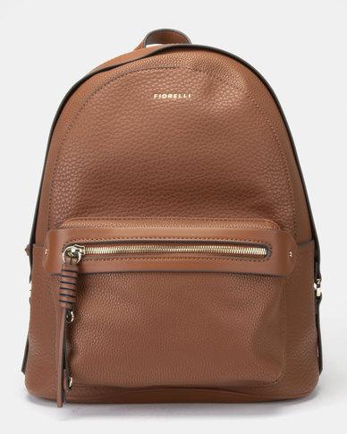 Fiorelli Dudley Medium Backpack Chestnut