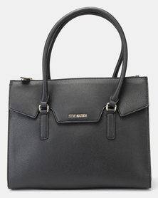 Steve Madden Bmalias Satchel Bag Black