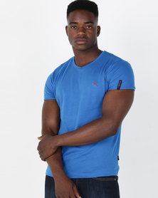 Soviet M Bolt Evo Core Muscle Tee Royal