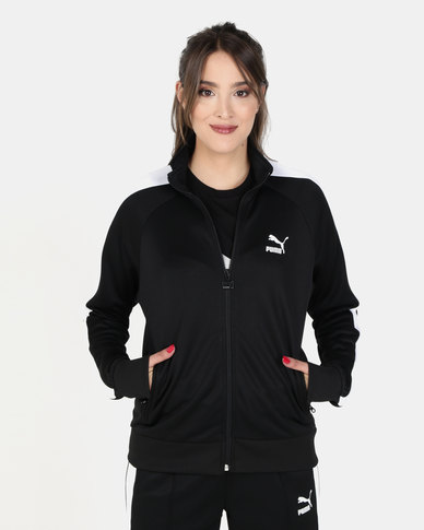 Puma Sportstyle Prime Classics T7 Track Jacket Black