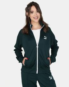 Puma Sportstyle Prime Classics T7 Track Jacket Green