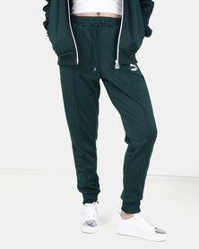 Puma Sportstyle Prime Classics T7 Track Pants Green