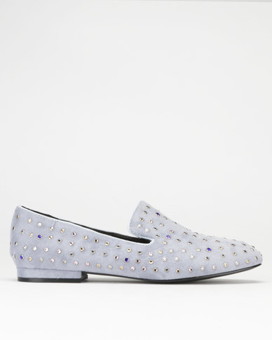 Dolce Vita Maison Slip On Shoes Petrol Blue