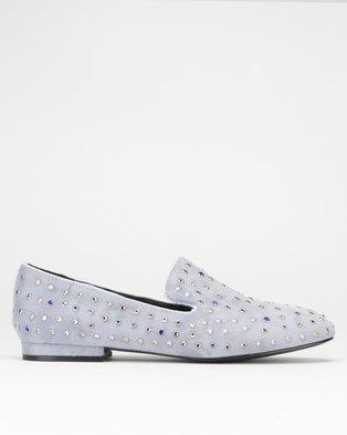 52594db0e0a Dolce Vita Maison Slip On Shoes Petrol Blue