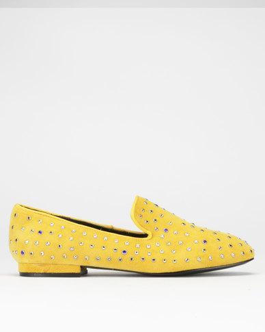 Dolce Vita Maison Slip On Shoes Mustard