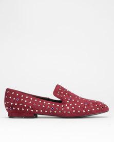 Dolce Vita Maison Slip On Shoes Burgundy