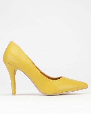 2716e78b7e9f Dolce Vita Essence Court Heels Mustard