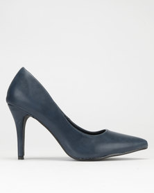Dolce Vita Essence Court Heels Navy
