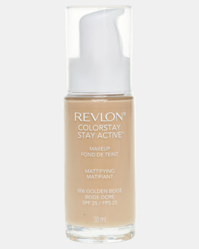 Revlon ColorStay Stay Active Makeup