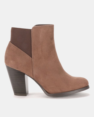 Call It Spring Danilack Boots Brown
