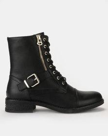Call It Spring Gwaressa Boots Black