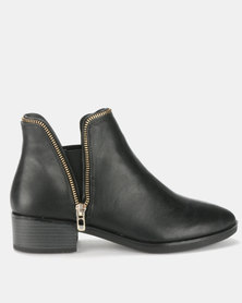 Call It Spring Umigon Boots Black