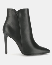 Call It Spring Wicin Boots Black