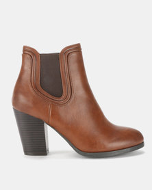 Call It Spring Wicorerith Boots Brown