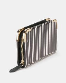 Call It Spring Aboiwen Wallet Black-White