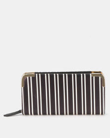 Call It Spring Aboiwen Wallet Black-White