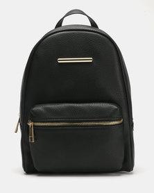 Call It Spring Amalga Backpack Black
