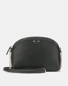 Call It Spring Copaiba Purse Black