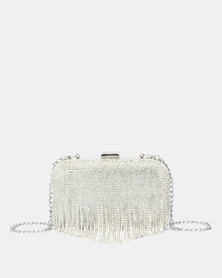 Call It Spring Farniastate Purse Silver