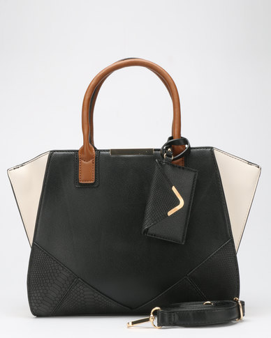 Call It Spring Henscolvale Bag Black
