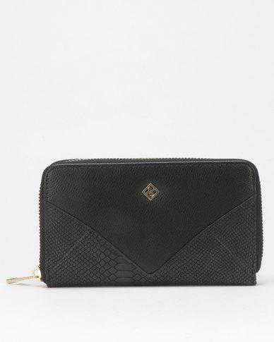 Call it Spring Obedska Wallet Black