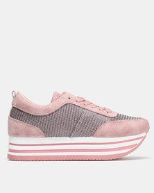 Rock 2-2 Grey Mink Sneaker