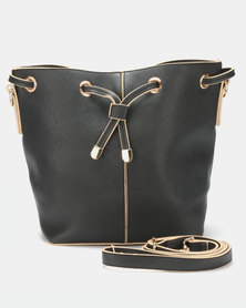 Urban Kulture Bucket Bag Black