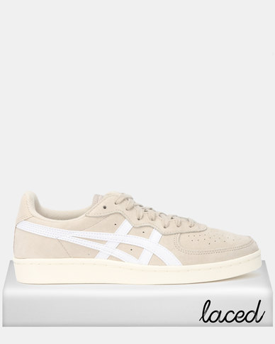 lowest price 90dc2 c6a82 Onitsuka Tiger GSM Simply Taupe/White