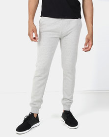 D-Struct Basic Jogger Grey