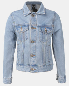 BRAVESOUL Kids boys denim jackets