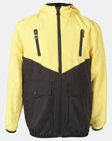 BRAVESOUL Boys lightweight Hooded Winrunner Jacket