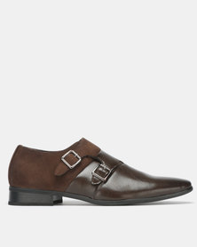 Franco Ceccato Formal Slip Ons Brown