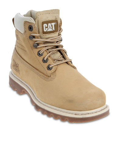 3577498e Caterpillar Bruiser Boots Honey | Zando