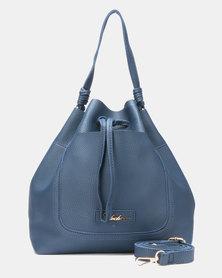 Seduction Bucket Bag NAVY
