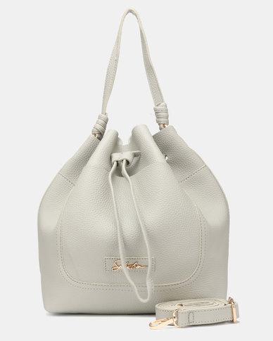 Seduction Bucket Bag GREY