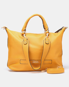 Seduction Shoulder Bag MUSTARD