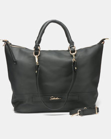 Seduction Shoulder Bag BLACK