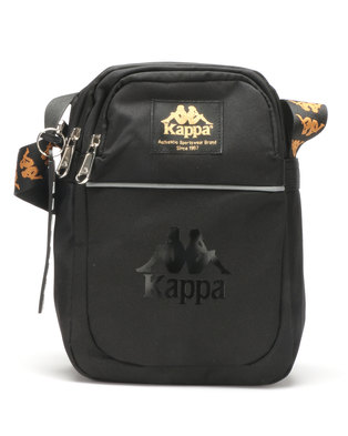KAPPA CROSSBODY BAG RAISED PRINT