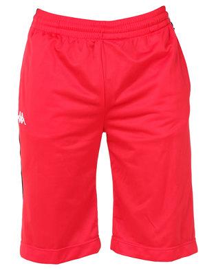 Kappa 222 BandaTreadwell Shorts Red
