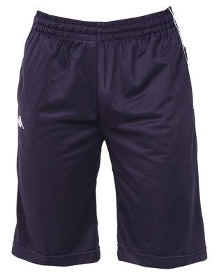 Kappa 222 BandaTreadwell Shorts Navy