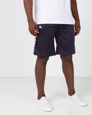 Kappa 222 BandaTreadwell Shorts Navy