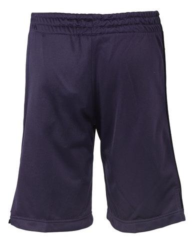 Kappa YTH 222 Banda Treadwell Shorts Blue
