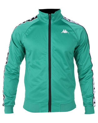 Kappa 222 Banda Anniston Slim Track Top