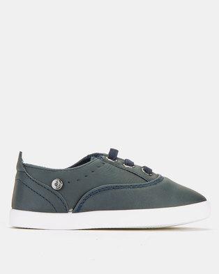 bb61f90e7cd Pierre Cardin Infants Shoes Navy White