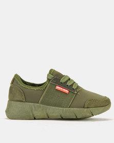 PIERRE CARDIN Youths 0005 Sneaker Khaki