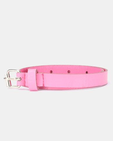Little Lemon Light Pink Belt