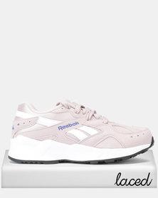 Reebok Aztrek Mid Sneakers Ashen Lilac/Crushed Cobalt/White/Black