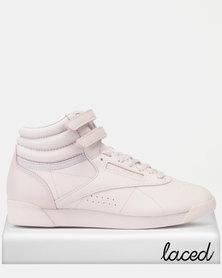 Reebok Classics F/S Hi Sneakers Pastel-Ashen Lilac